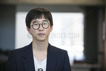 Male entrepreneur  portrait