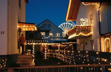 Troher Weihnachtslichter