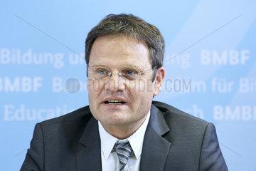 Berlin  Deutschland - Prof. Dr. Markus Rex  Klimaforscher am Alfred-Wegener-Institut und Leiter der MOSAIC-Expedition.