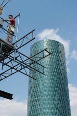 Westhafen Baulandentwicklung