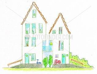 Haus 58 Serie Haeuser