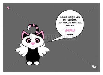 Serie Kitten - Miau sagen