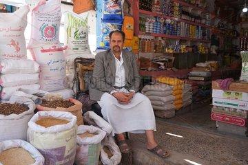 YEMEN-SANAA-FOOD IMPORTS-MARKET