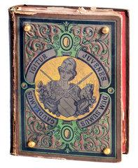 Buch  Studentenlieder  1888