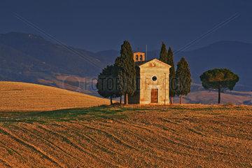 Kapelle Santa Maria di Vitaleta