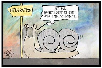 Neue Integrationsdebatte in Deutschland