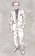 Tom Wolfe A weisser Anzug 2