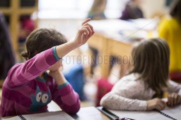 Alltag an einer Schule