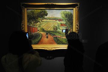 CHINA-BEIJING-ART EXHIBITION-CHEN CHENGBO (CN)