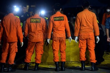INDONESIA-JAKARTA-LION AIR-JT 610-CRASHED