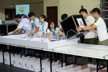 CHINA-MACAO-SIXTH LEGISLATIVE ELECTION(CN)