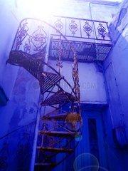 Alte Treppe Griechenland