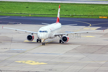 Austrian Airlines Airbus A320-216  leased from Air Berlin