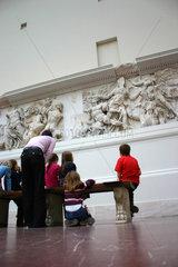 Pergamon Museum. Unterricht