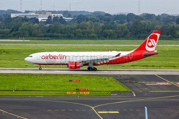 Air Berlin Airbus A330-223