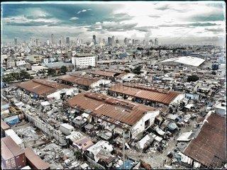 Armenviertel Aroma im Tondo Slum