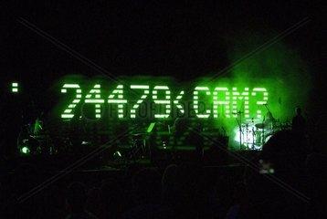 Konzert von Massive Attack bei Porijazz 2010