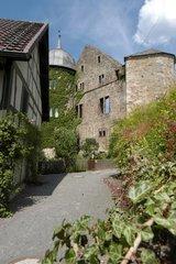 Dornroeschenschloss Sababurg