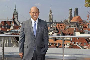 Lloyd Blankfein  CEO Goldman Sachs  2009
