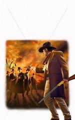 Serie Western Gerechtigkeit