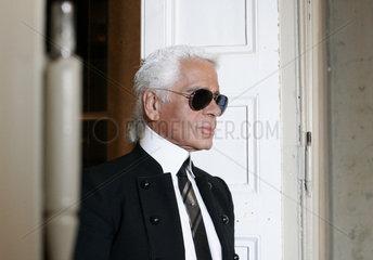 Karl Lagerfeld One Man Show