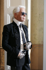 Karl Lagerfeld One Man Show