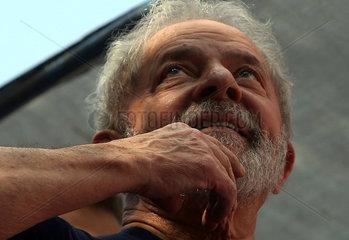 BRAZIL-SAO BERNARDO DO CAMPO-LULA
