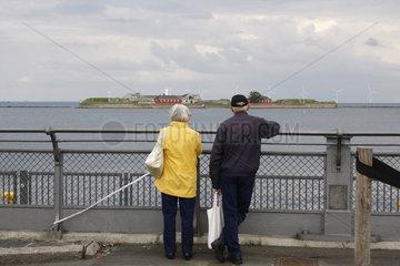 Trekroner Insel in Kopenhagen