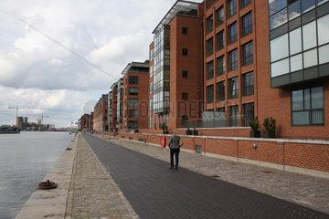 Langelinie in Kopenhagen