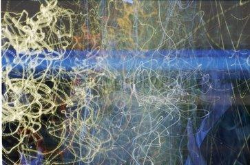 Abstraktes Licht