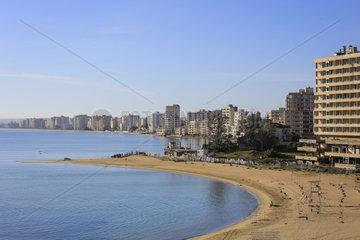 Famagusta  Tuerkische Republik Nordzypern  Zypern - Geisterstadt Varosha