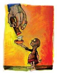 Entwicklungshilfe