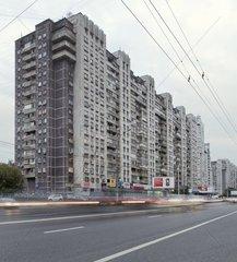 Moskau Verkehr