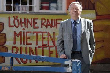 Berlin  Deutschland  Jan Kuhnert  KUB  Initiator des Mietenvolksentscheid