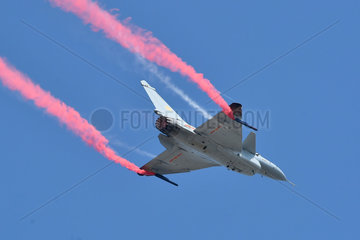 CHINA-GUANGDONG-ZHUHAI-AIRSHOW CHINA-J-10B (CN)