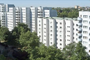 Lenzsiedlung in Hamburg