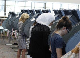 U.S.-HOUSTON-MIDTERM ELECTIONS