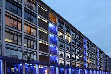 Bremen  Deutschland  Speicher 1 im Entwicklungsgebiet Ueberseestadt