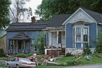 Armut in den USA