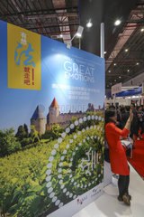 (IMPORT EXPO)CHINA-SHANGHAI-CIIE-COUNTRY PAVILION (CN)