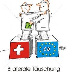 Europa Schweiz Abzocke