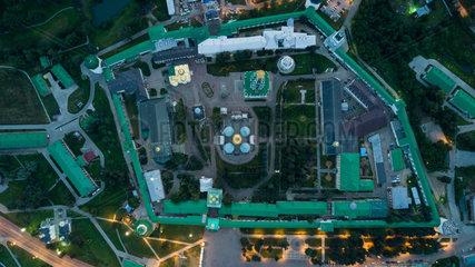 RUSSIA-SERGIEV POSAD-TRINITY LAVRA OF ST.SERGIUS