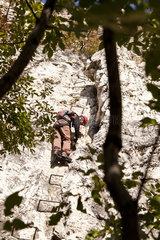 Klettersteig Fennberg