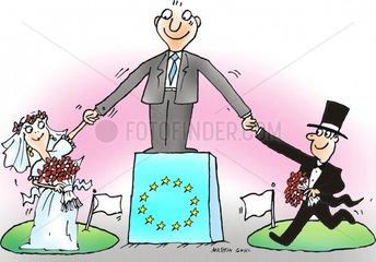 Heiraten Nationen