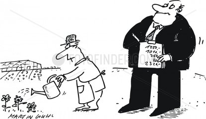Gaertnerei Arbeitskraft ueberpruefen