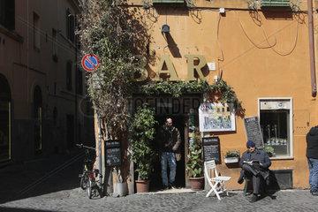 Bar del Cinque in Rom