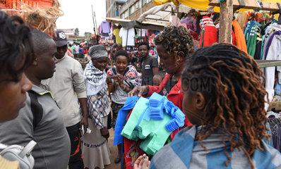 KENYA-NAIROBI-PLASTIC BAN