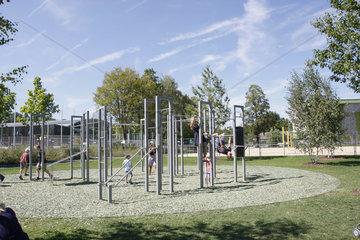 Kinderspielplatz in Pfaffenhofen an der Hilm