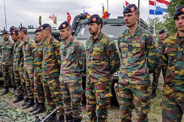 Belgische Soldaten