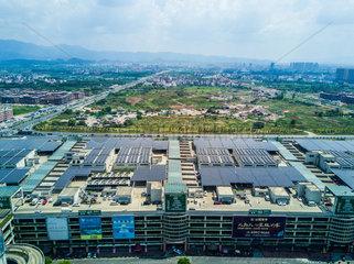 CHINA-ZHEJIANG-YIWU-SOLAR PROJECT (CN)